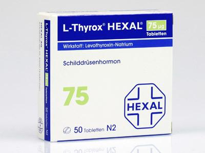 l-thyroxin 75
