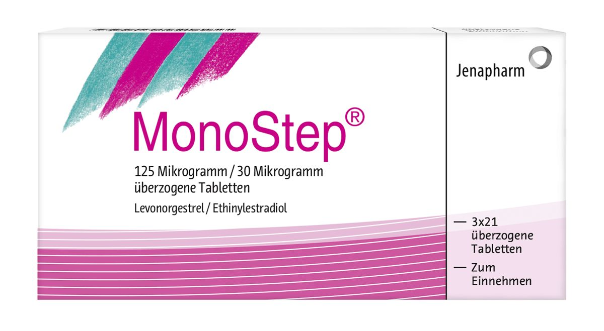MonoStep®, 125 Mikrogramm/30 Mikrogramm, überzogene